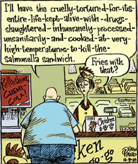 cruel diet
